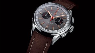 Premier B01 Chronograph 42 Wheels and Waves Limited Edition Trends and style