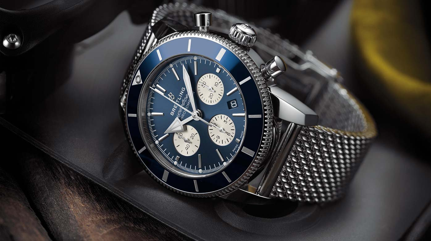 Breitling - Breitling's five current focus areas (and some official responses)