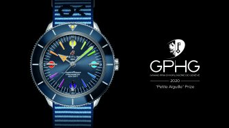 Two prizes at the Grand Prix d'Horlogerie de Genève Trends and style