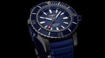 Breitling Superocean Trends and style