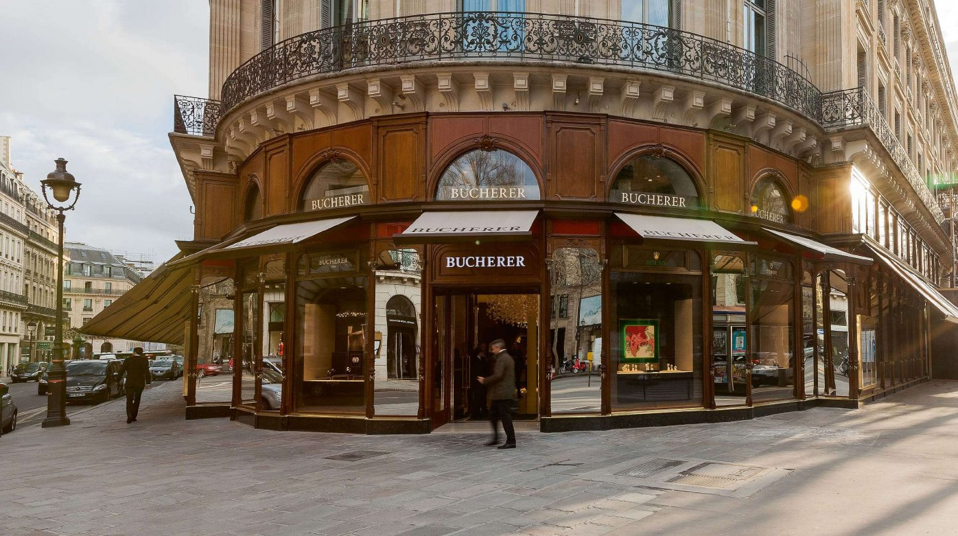 Bucherer - New boutique partner