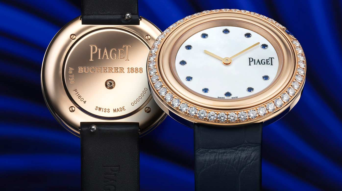Bucherer / Piaget - Piaget Possession Bucherer BLUE