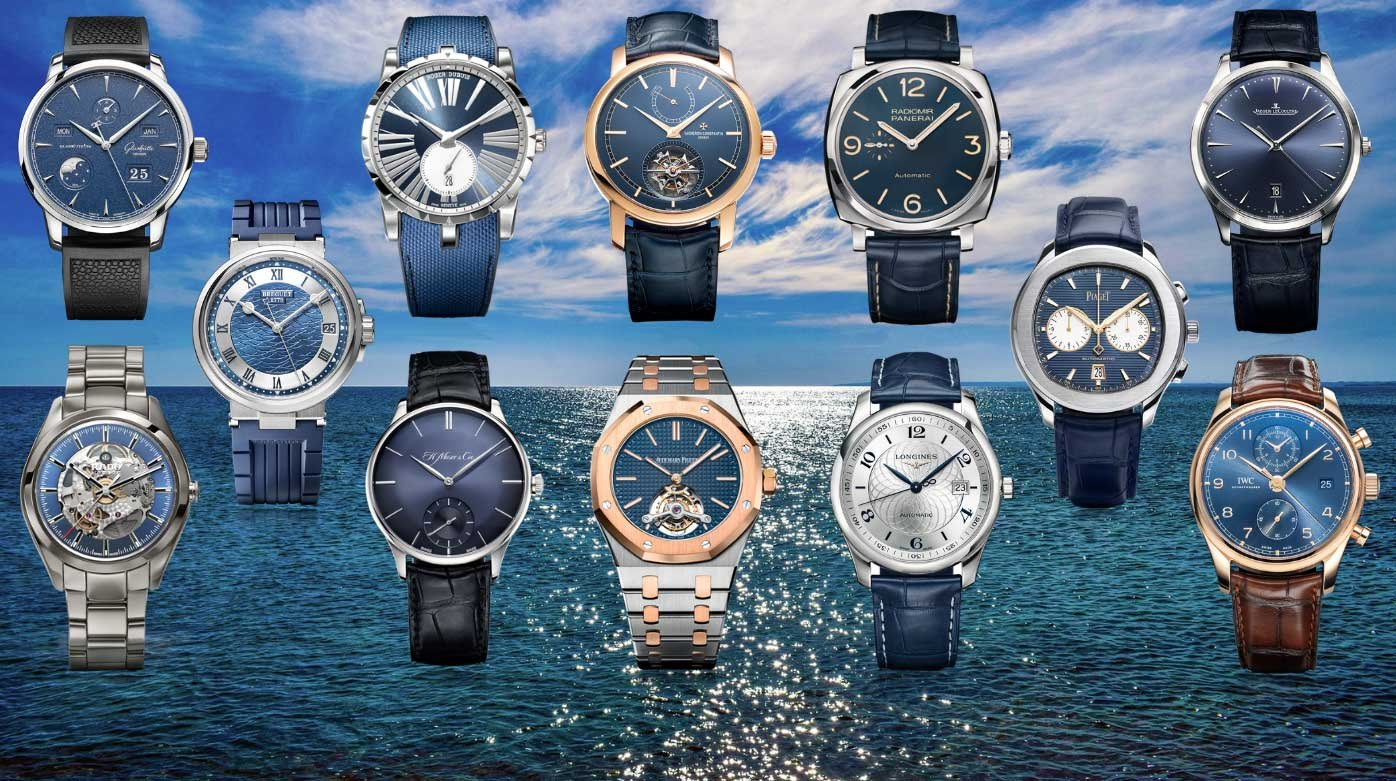 Bucherer - Classic watches from the Bucherer Blue Editions