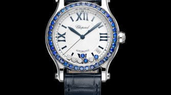 Happy Sport 36mm Automatic Bucherer Blue Editions  Trends and style