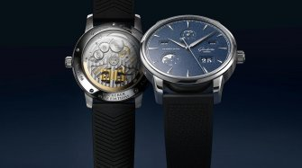 Senator Excellence Perpetual Calendar Bucherer Blue Editions Watches