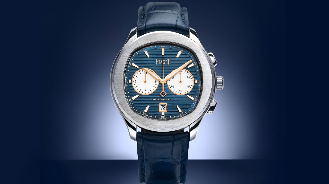 Piaget / Bucherer - Piaget Polo S Bucherer Blue Editions