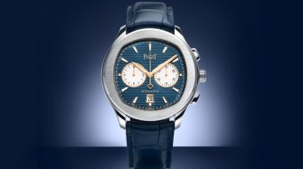 Piaget Polo S Bucherer Blue Editions Style & Tendance