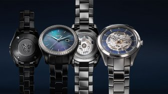Rado HyperChrome Blue Editions Trends and style