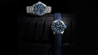 TAG Heuer Formula 1 Bucherer Blue Editions Trends and style
