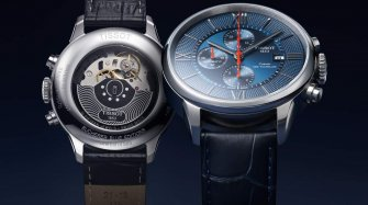 Tissot Bucherer Blue Editions Trends and style