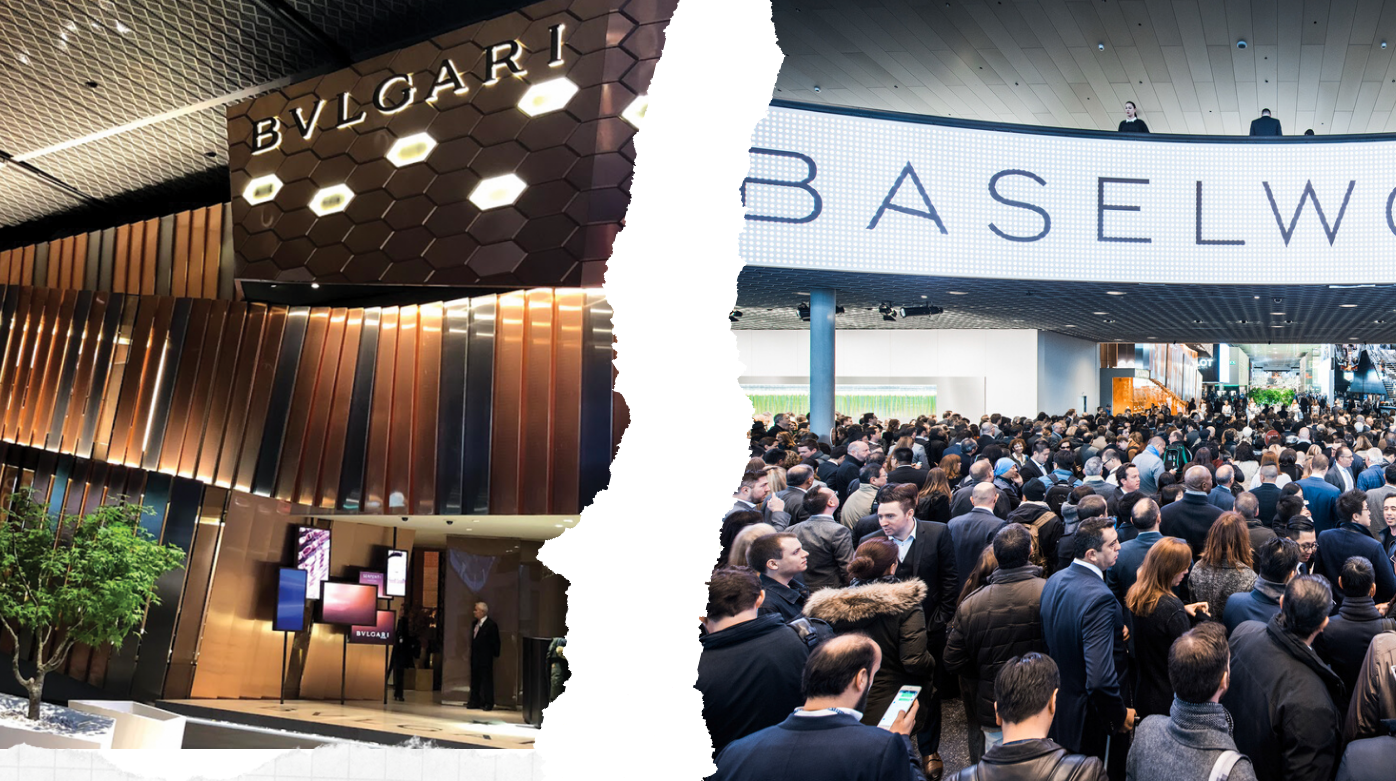 Bulgari - Baselworld 2020: Withdrawal
