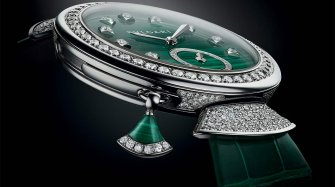 Divas' Dream Finissima Minute Repeater Malachite  Trends and style