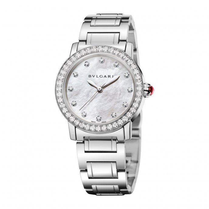 Bulgari Bulgari Lady watch face view