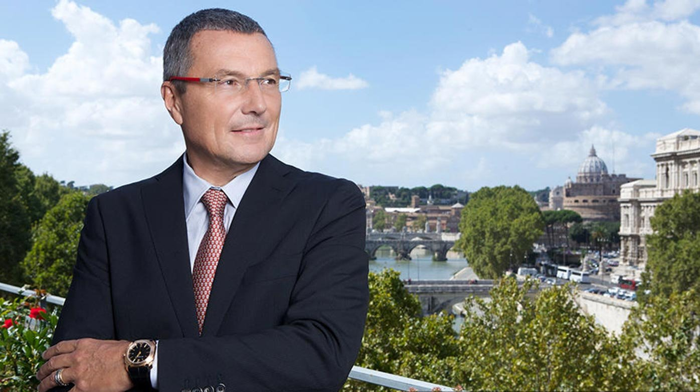 Bulgari - Interview with Jean-Christophe Babin