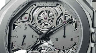 Octo Finissimo Tourbillon Chronograph Skeleton Automatic Trends and style