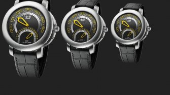 The Gérald Genta Arena Bi-Retro Anthracite Dial Trends and style