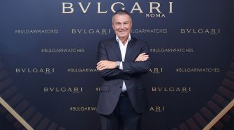 Interview de Jean-Christophe Babin, CEO de Bulgari