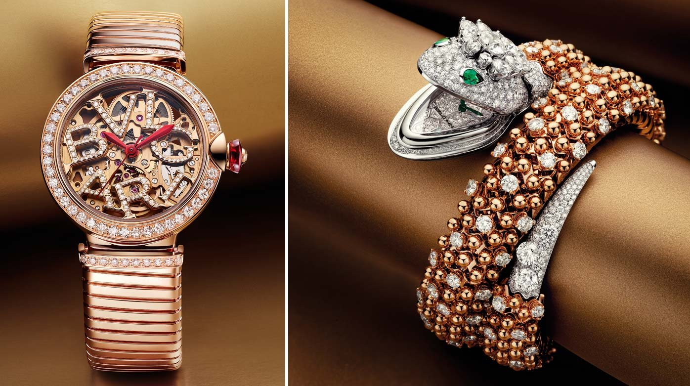 Bulgari - Celebrating 100 years of ladies' watches