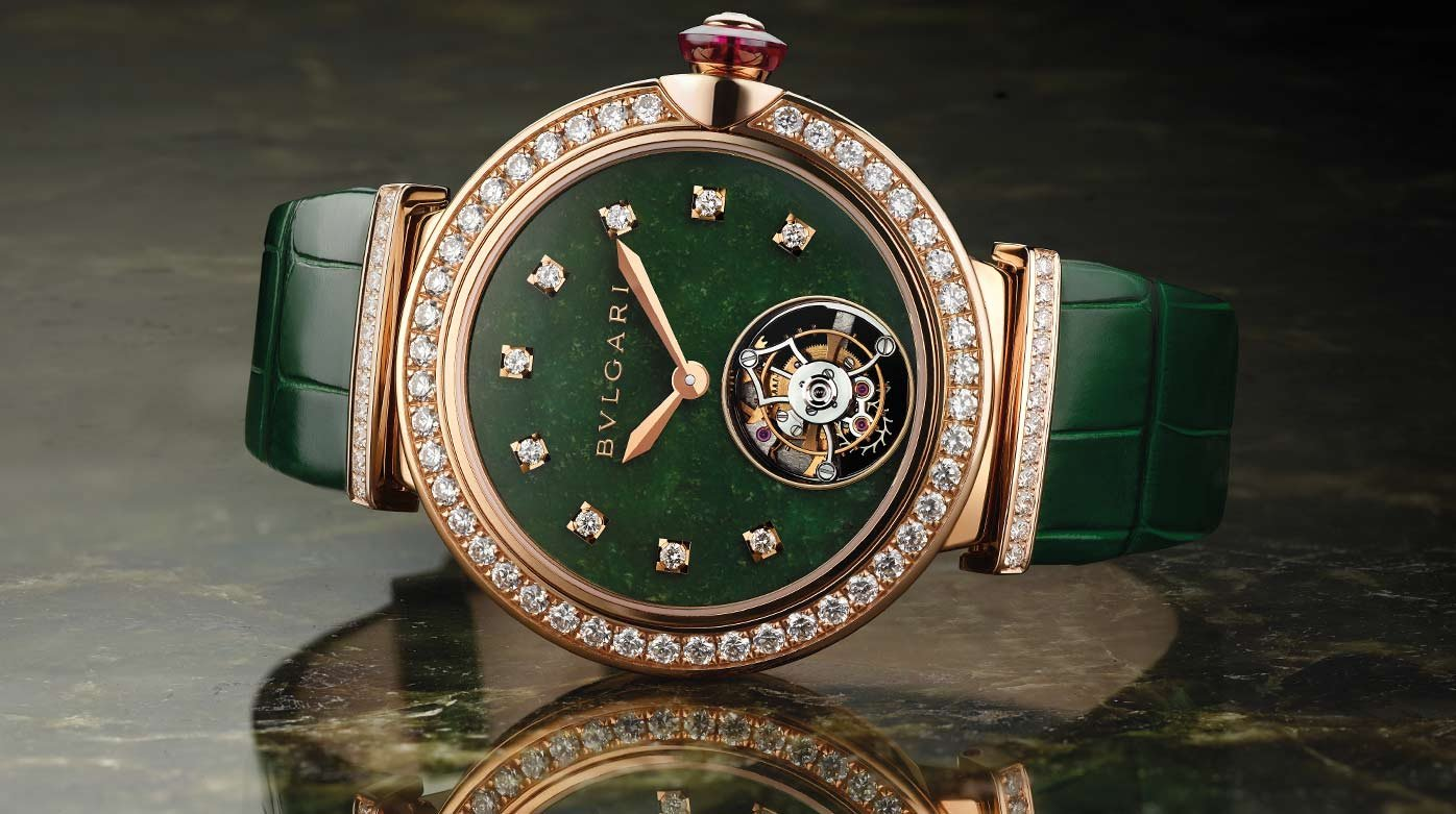 Bulgari - Lvcea Tourbillon