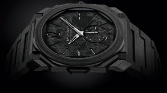 Octo Finissimo Minute Repeater Carbon Innovation and technology