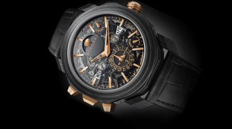 Octo Roma Grande Sonnerie Perpetual Calendar Innovation and technology