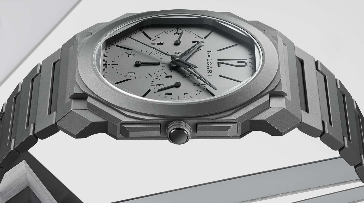 Bulgari - Octo Finissimo Chronographe GMT Automatique