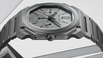 Octo Finissimo Chronographe GMT Automatique