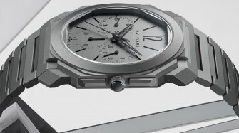 Octo Finissimo Chronograph GMT Automatic