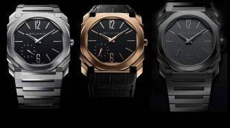 Octo Finissimo Automatic, Steel, Rose Gold and Ceramic Trends and style