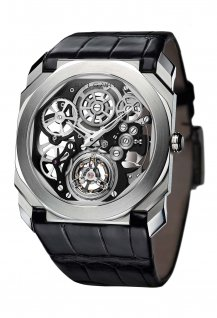Octo Finissimo Tourbillon Skeleton