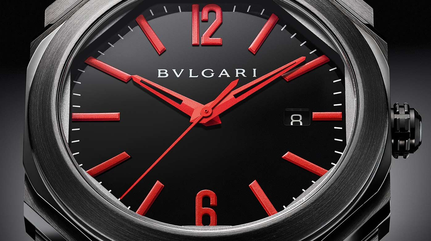Bulgari - Octo Ultranero