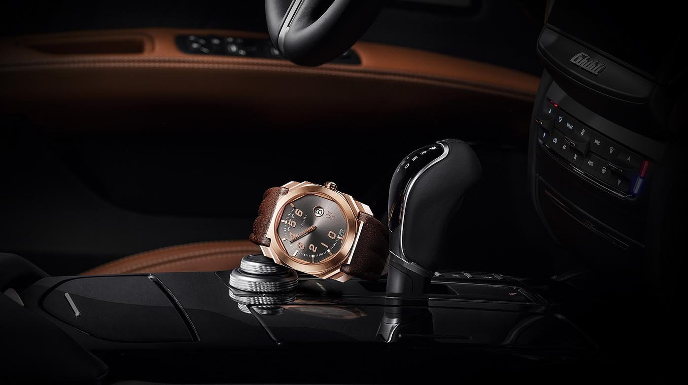 Bulgari - Two new Octo Maserati
