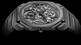 Octo Finissimo Tourbillon Automatique Estilo & Tendencia
