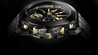 Octo Tourbillon Sapphire SOC Trends and style