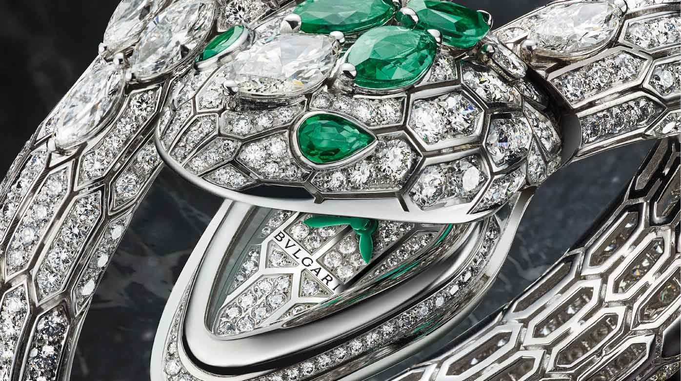 Bulgari - Serpenti Misteriosi High Jewellery