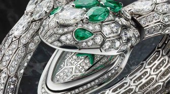 Serpenti Misteriosi High Jewellery