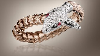 Bulgari's Serpenti, or the art of perpetual renewal