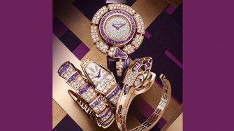 Collection Capsule Serpenti Amethyst