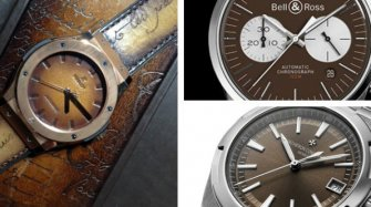 Brown dials turn on the charm Trends and style