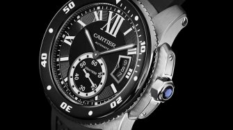Calibre de Cartier Diver Innovation and technology