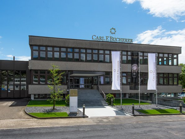Carl F. Bucherer - The new Manufacture in Lengnau is operational