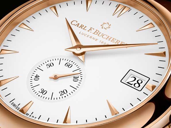 Carl F. Bucherer - Manero Peripheral