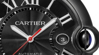 Ballon Bleu de Cartier Carbon  Trends and style