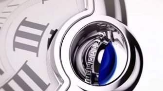 Video. Ballon Bleu from Cartier Trends and style