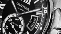Calibre de Cartier Diver watch