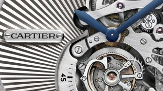 Montre Rotonde de Cartier Double Mystery Tourbillon Trends and style