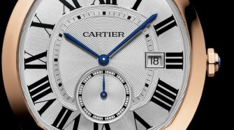 Video. Drive de Cartier watch