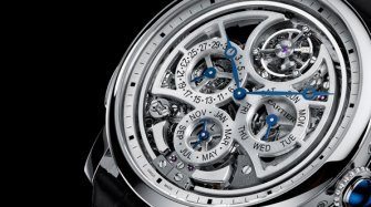 Rotonde de Cartier Grande Complication Trends and style