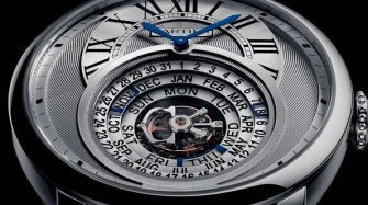 Rotonde de Cartier Astrocalendaire Innovation and technology
