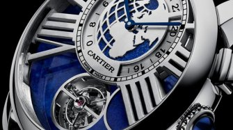 Rotonde de Cartier Earth and Moon watch Trends and style